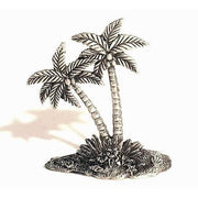 Palm Tree Place Card Holder (1) - Party Zone USA