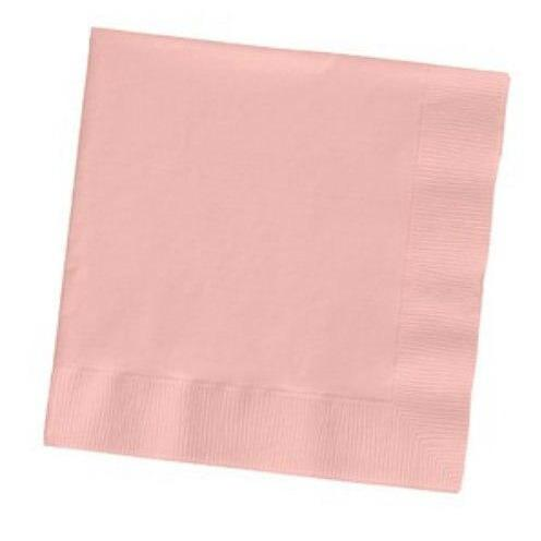 Pink Beverage Napkins (30) - Party Zone USA