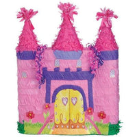 Pink Castle Pinata - Party Zone USA