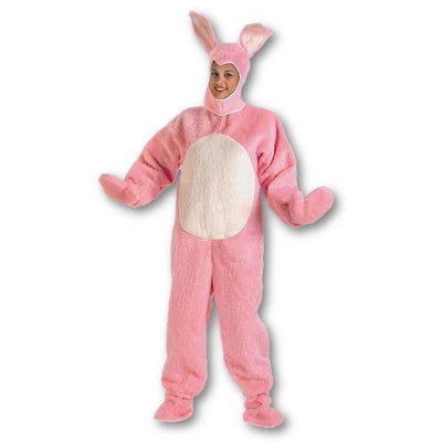 Pink Easter Bunny Costume - Adult - Party Zone USA