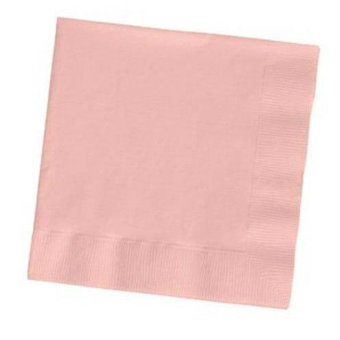 Pink Luncheon Napkins (20) - Party Zone USA