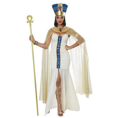 Queen of Egypt Adult Costume - Women's - Party Zone USA
