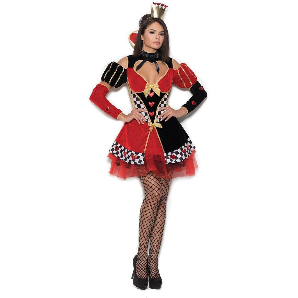 Queen of Hearts Costume - Party Zone USA