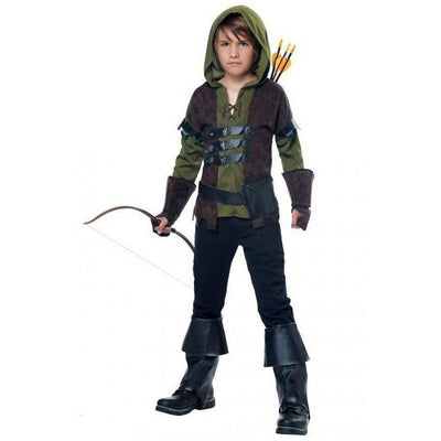 Robin Hood Costume - Child's - Party Zone USA