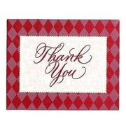 Ruby Wishes 40th Anniversary Thank You Cards - Party Zone USA