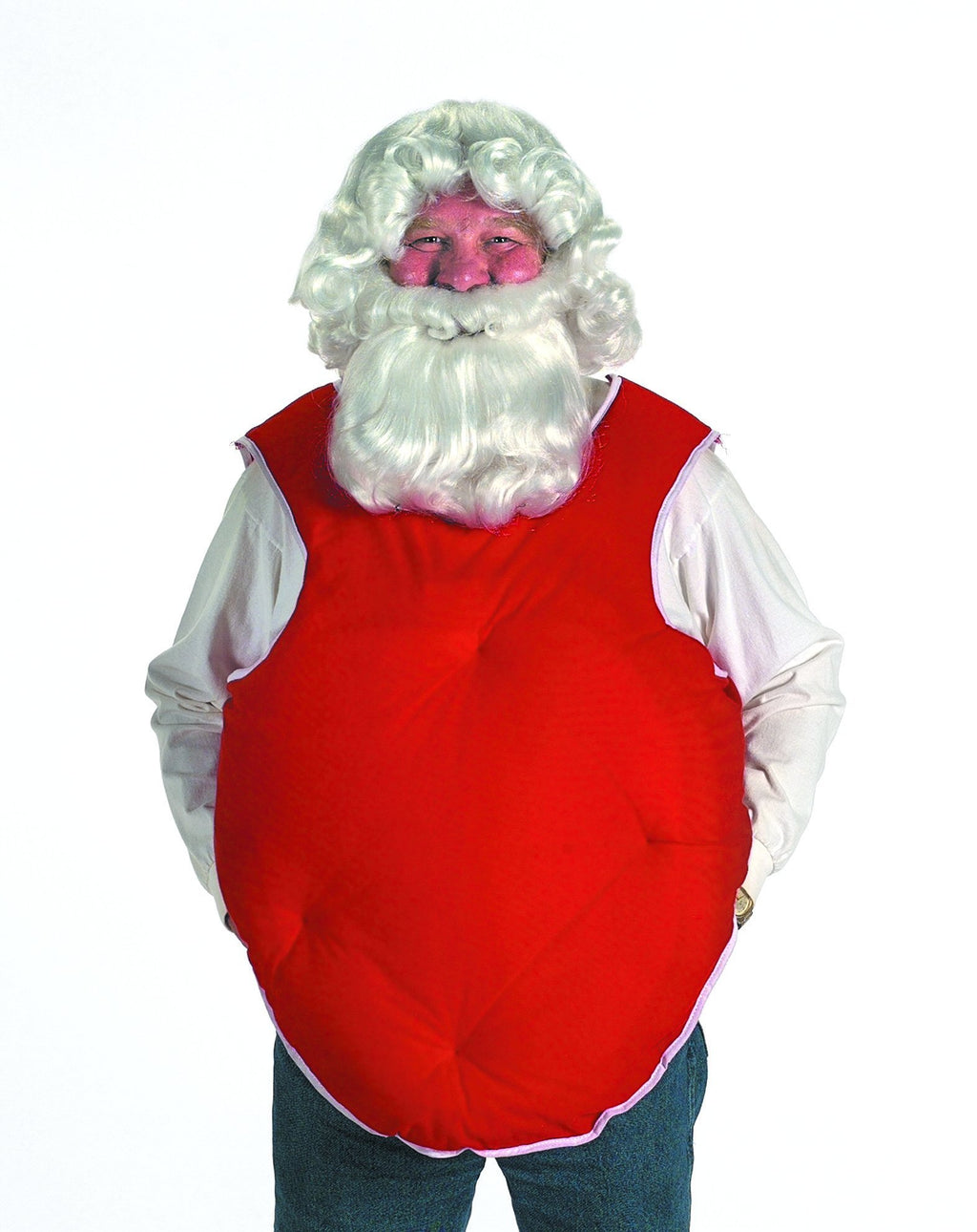 Santa Suit Red Stuffer - Party Zone USA