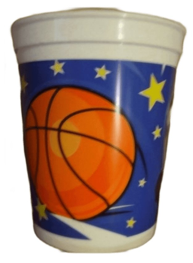 Sports Explosion Souvenir Cup (1) - Party Zone USA