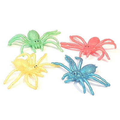 Stretchy Spider Party Favors (8) - Party Zone USA