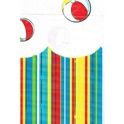 Summer Splash Table Cover - Party Zone USA