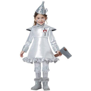 Tin Man of Oz Costume - Toddler - Party Zone USA