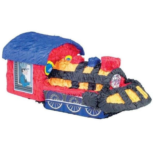 Train Pinata - Party Zone USA