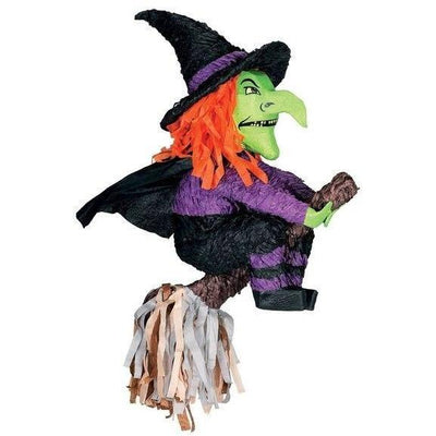Witch Pinata - Party Zone USA