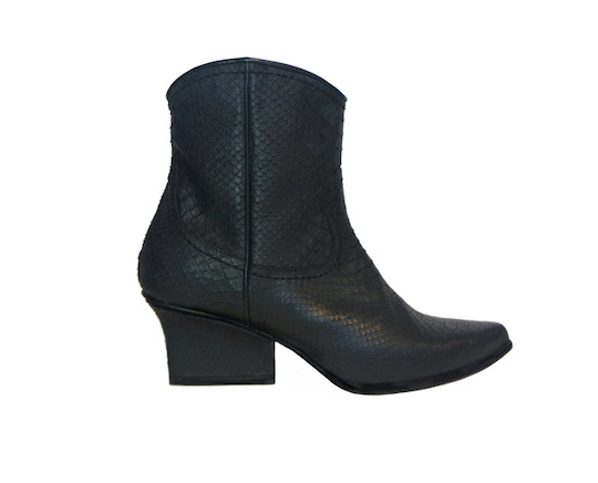 Eijk Amsterdam Abby western ankle boots