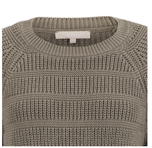 Load image into Gallery viewer, Soft Rebels SRTrine O neck knitted top