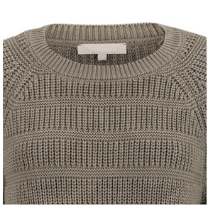 Soft Rebels SRTrine O neck knitted top