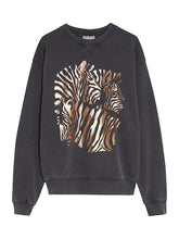 Load image into Gallery viewer, Catwalk Junkie Sweater Zebra