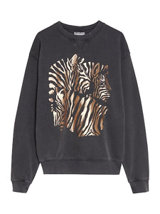 Catwalk Junkie Sweater Zebra