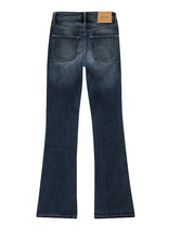 Load image into Gallery viewer, Raizzed Flared Jeans Sunrise Vintage Blue