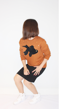 Load image into Gallery viewer, Studio Catta Sweater with Fish print
