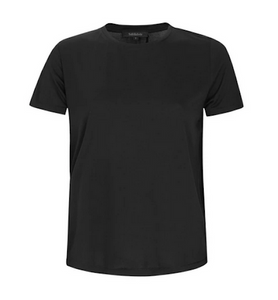 Soft Rebels SRElla Black soft T-shirt