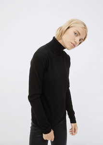 Soft Rebels Zara Rollneck night sky