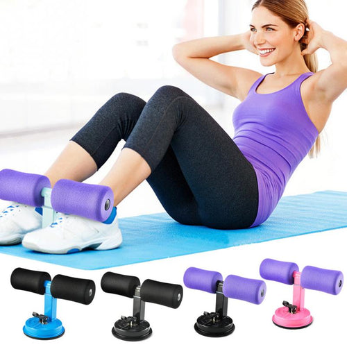 1Pc Sit-ups Assistant Device Female Male Workout Exercise Adjustable Body Equipment Sit-ups Assistant Device Fitness Accessories