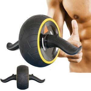 MUMIAN No Noise Abdominal Wheel Round For abdominal muscle training Core Trainer Waist Arm Strength Exercise fitness equipment