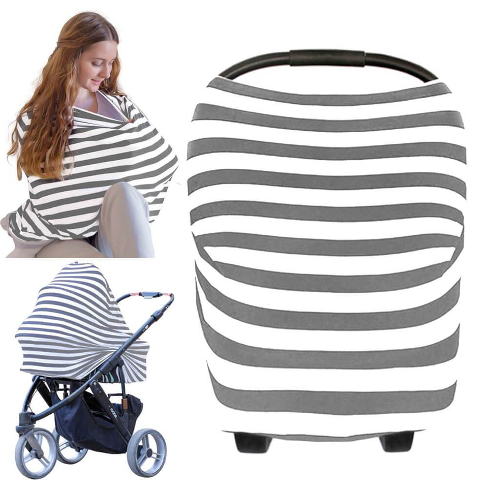 Car Seat Covers for Babies Breastfeeding Cover Carseat Canopy for Baby Infant 1 Nursing Cover