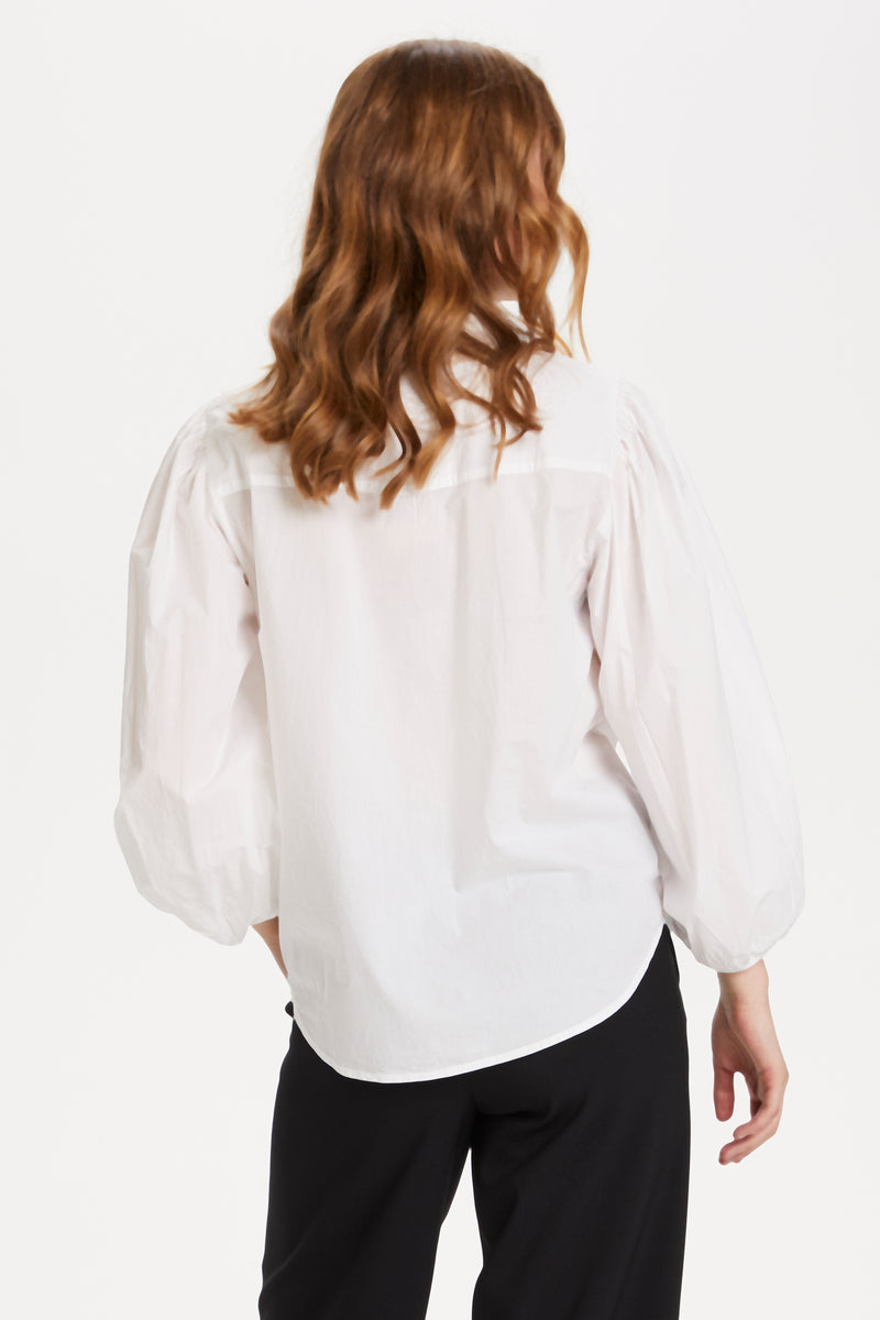 Saint Tropez Christa Shirt - White