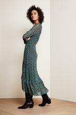 Fabienne Chapot Natasja Dress - Blue