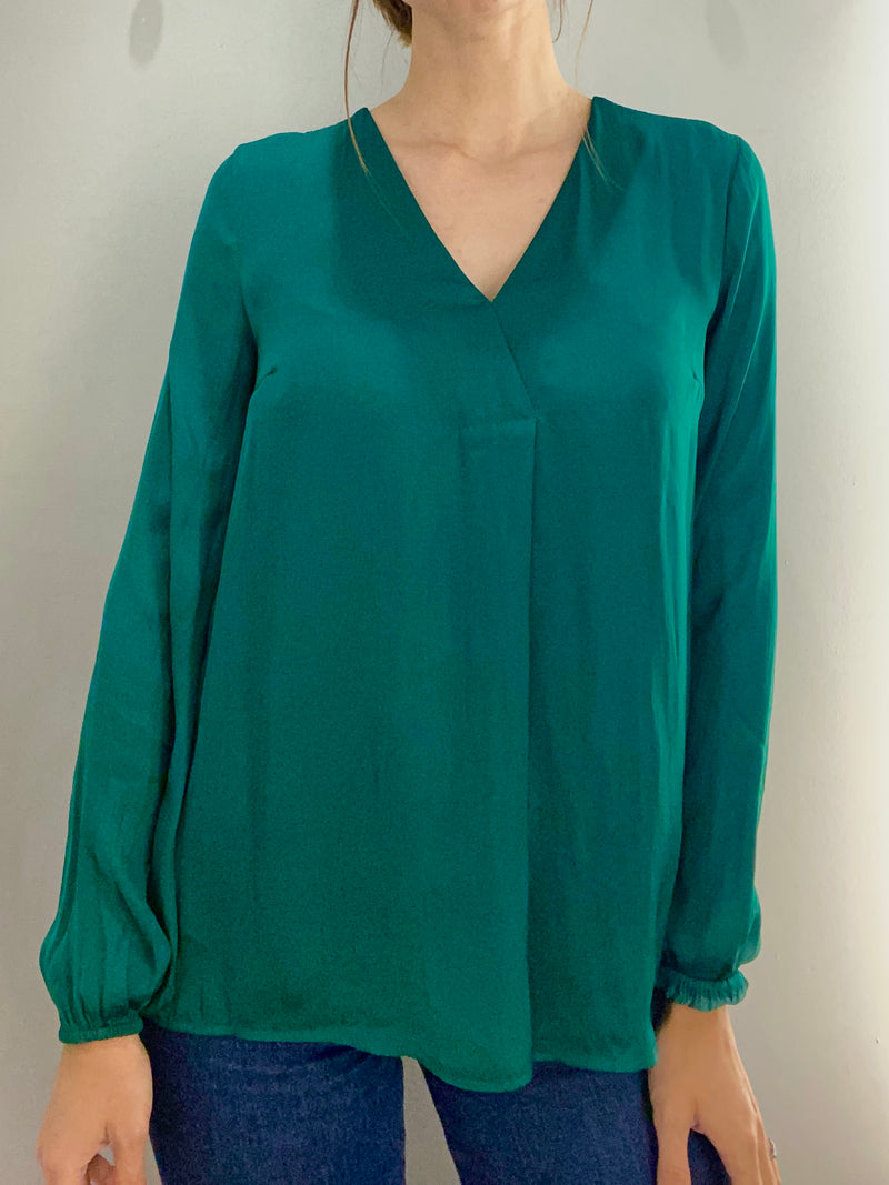 In Wear Rindal Blouse - Green