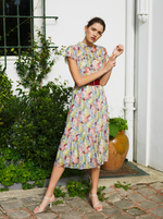 Suncoo Castille Floral Dress