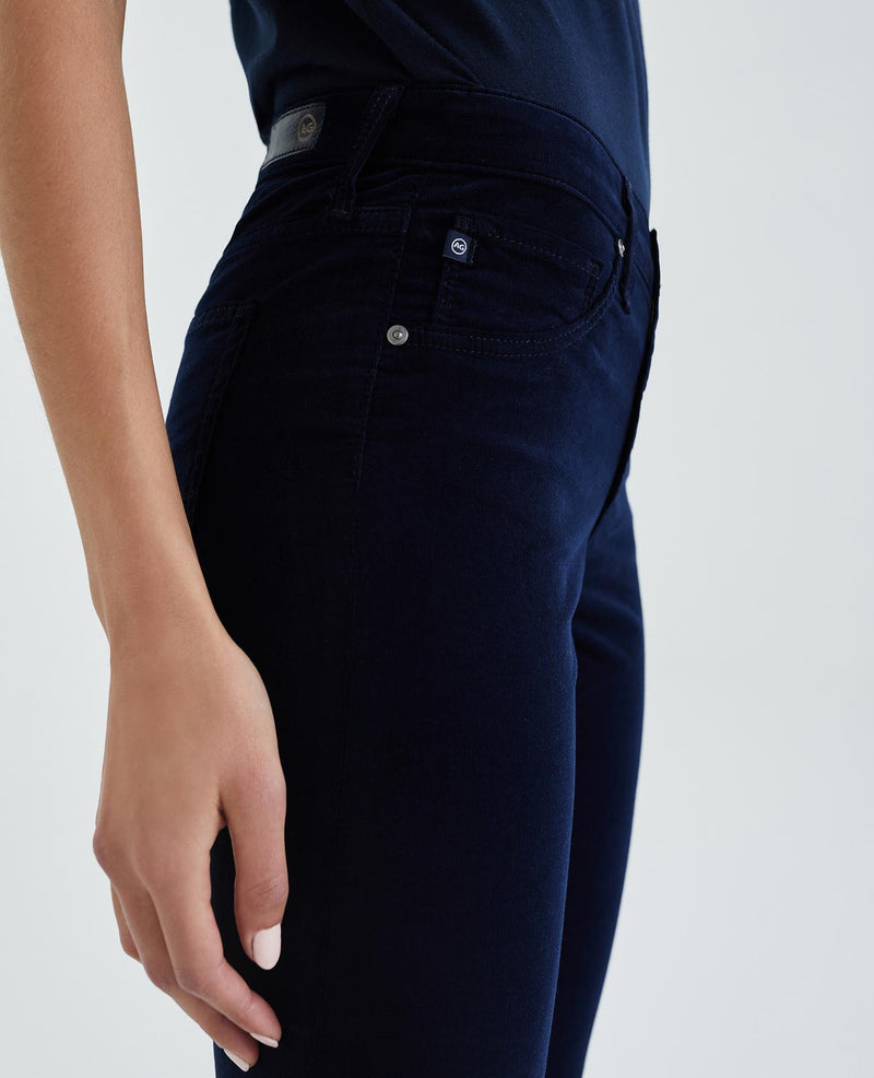 AG Jeans The Legging Ankle Corduroy - Navy