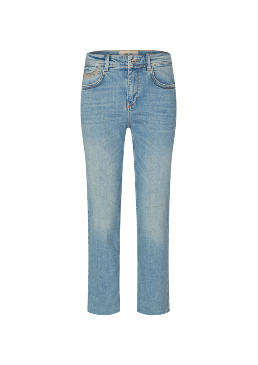Mos Mosh Everly Free Jeans - Light Blue