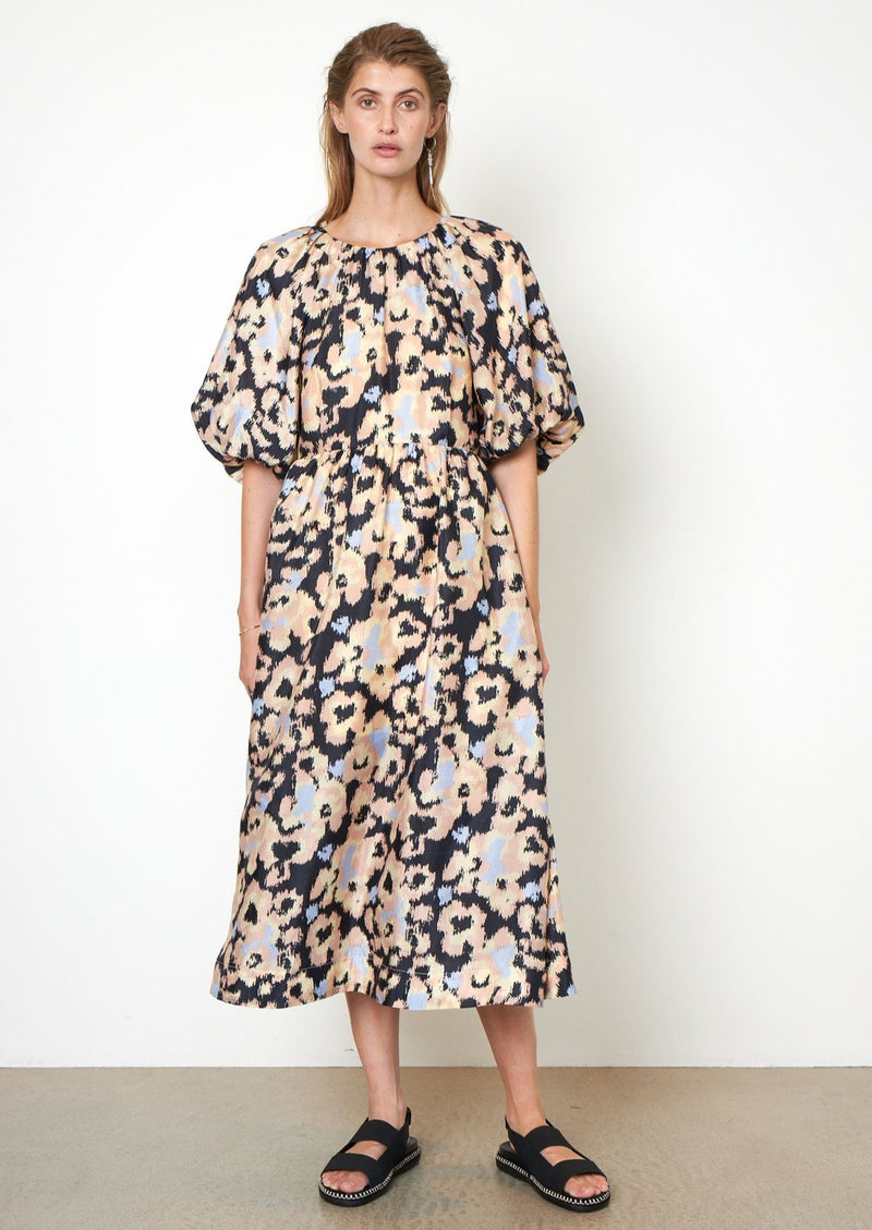 Second Female Ruth Midi Print Dress