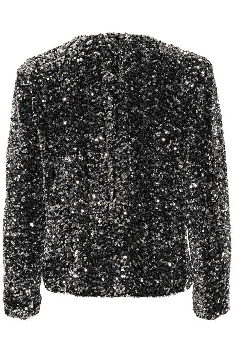 Soaked In Luxury Nami Blazer - Black