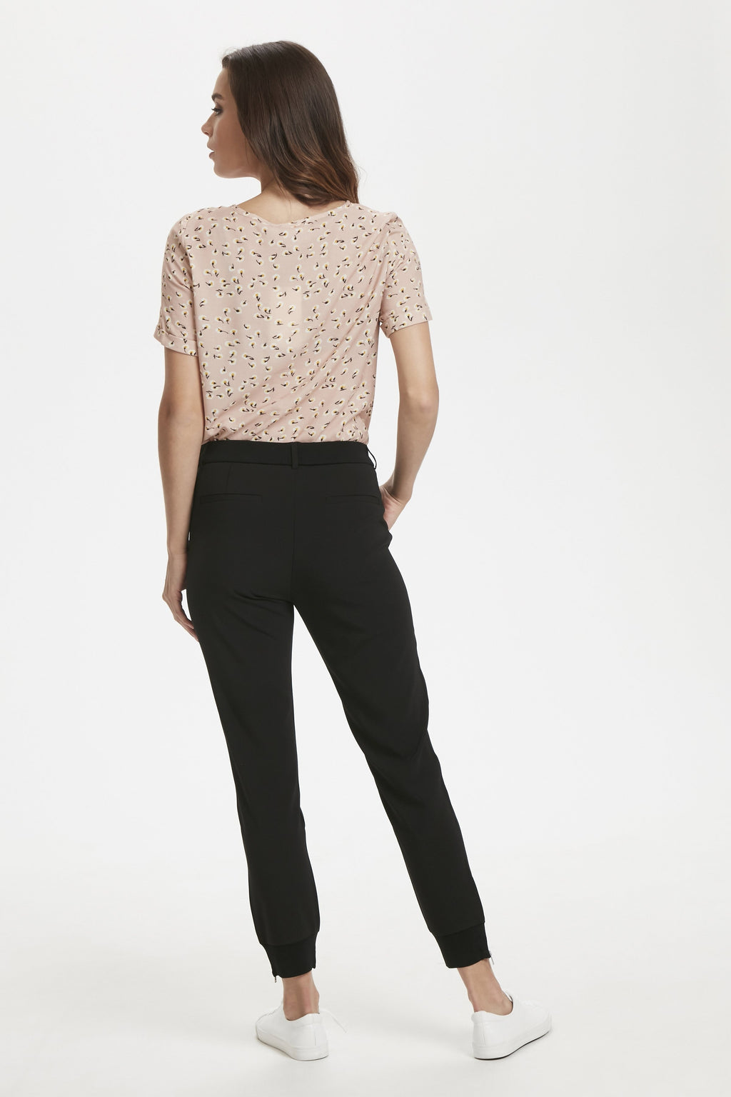 In Wear Nica Pant Trousers - Black