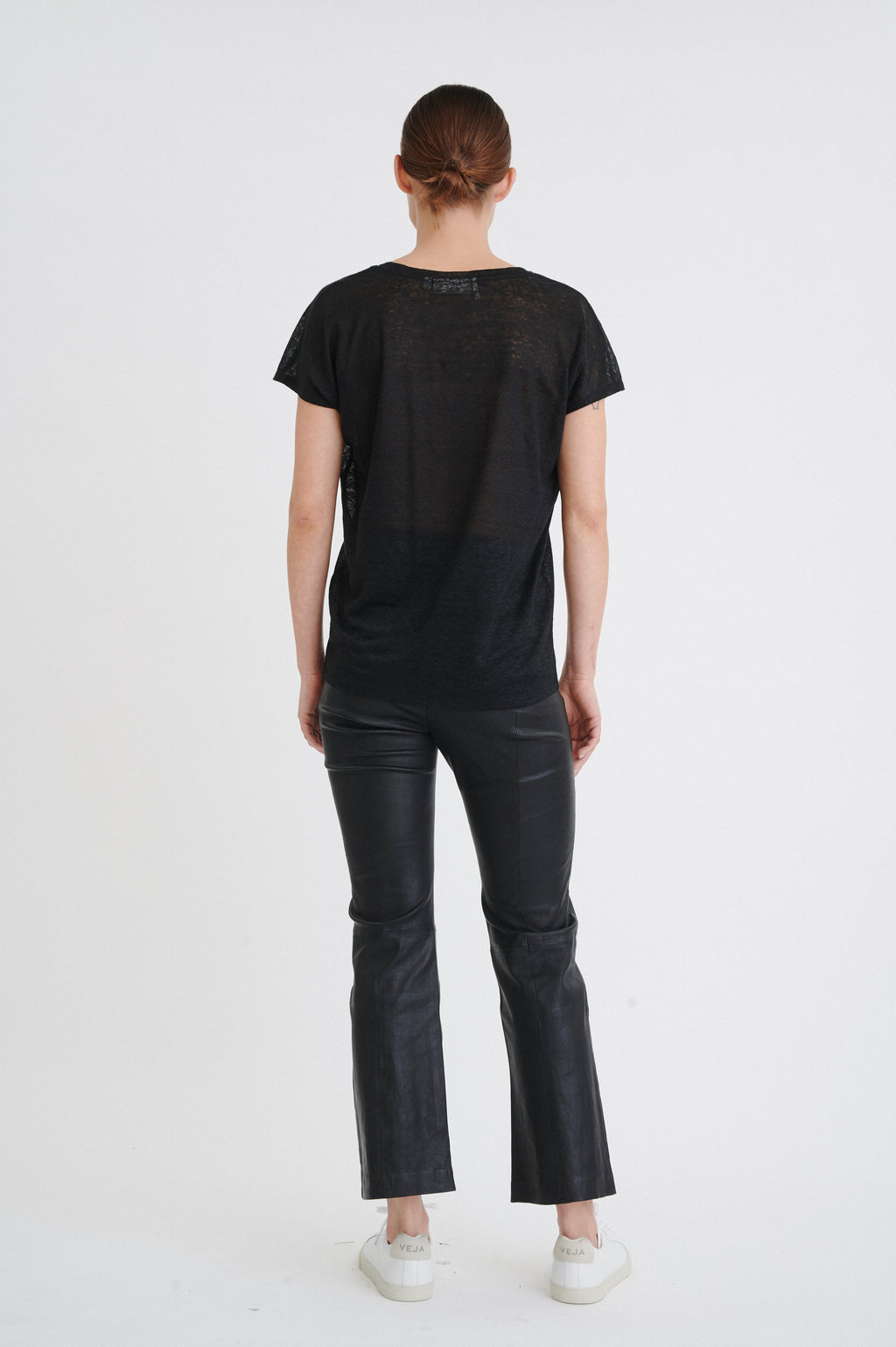 In Wear Faylinn T-Shirt - Black