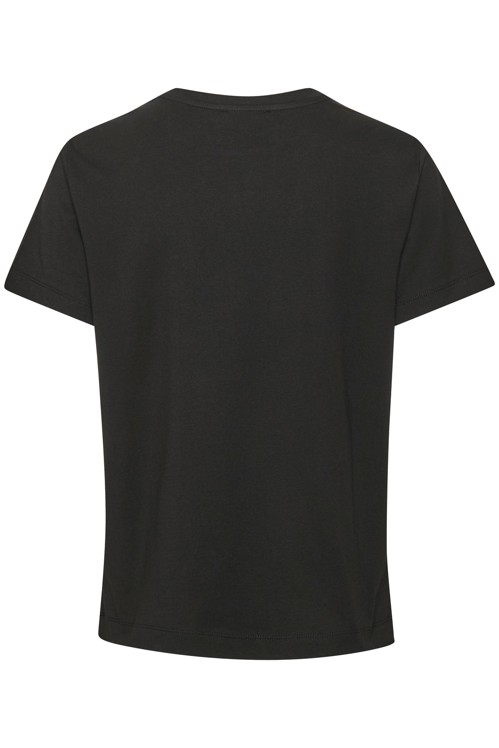 Soaked In Luxury Ishiko T-Shirt - Black