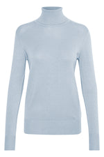 Saint Tropez Mila Jumper - Light Blue