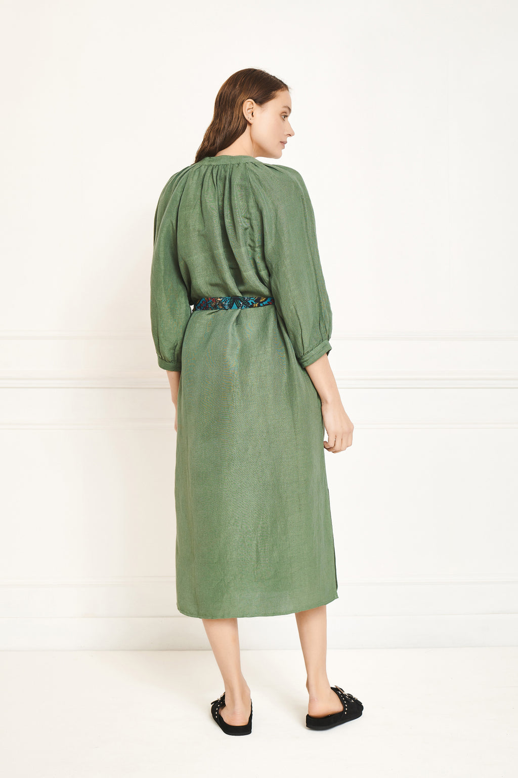MKT Rousse Dress - Green