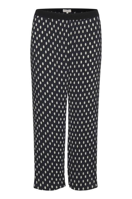Part Two Valene Dot Pleat Pant