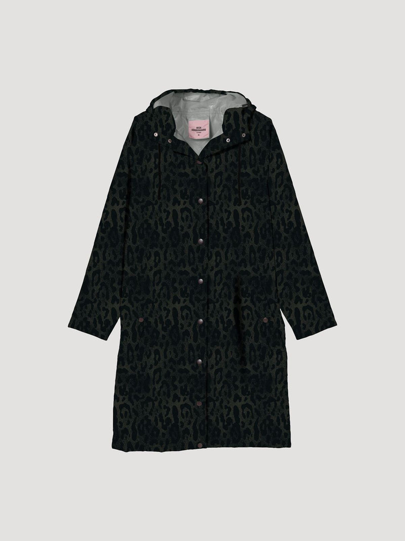 Becksondergaard Magpie Raincoat - Green