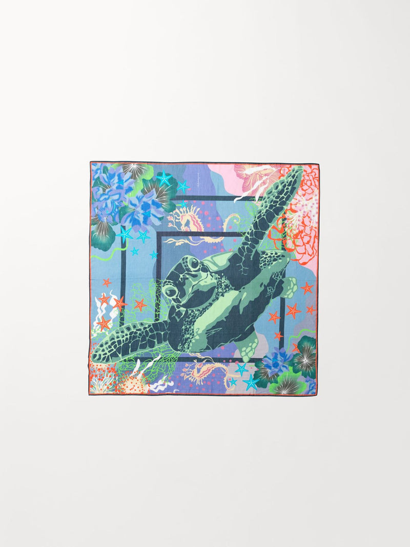 Becksöndergaard Turtley Sico Silk Scarf