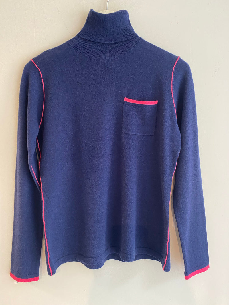 Vilagallo Nina Jumper - Navy