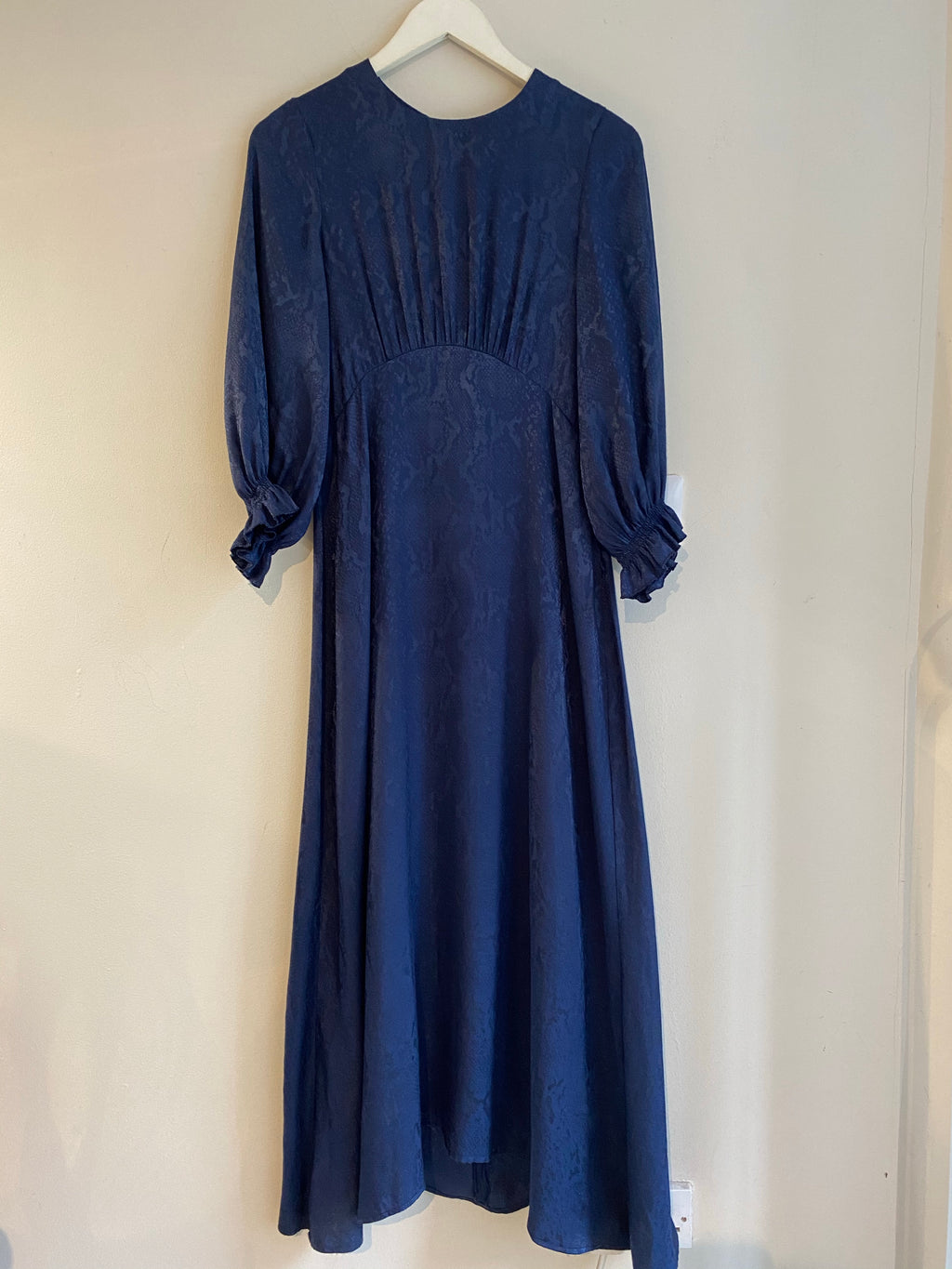 Vilagallo Kara Dress - Navy