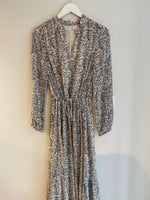 In Wear Pical Long Dress - Grey