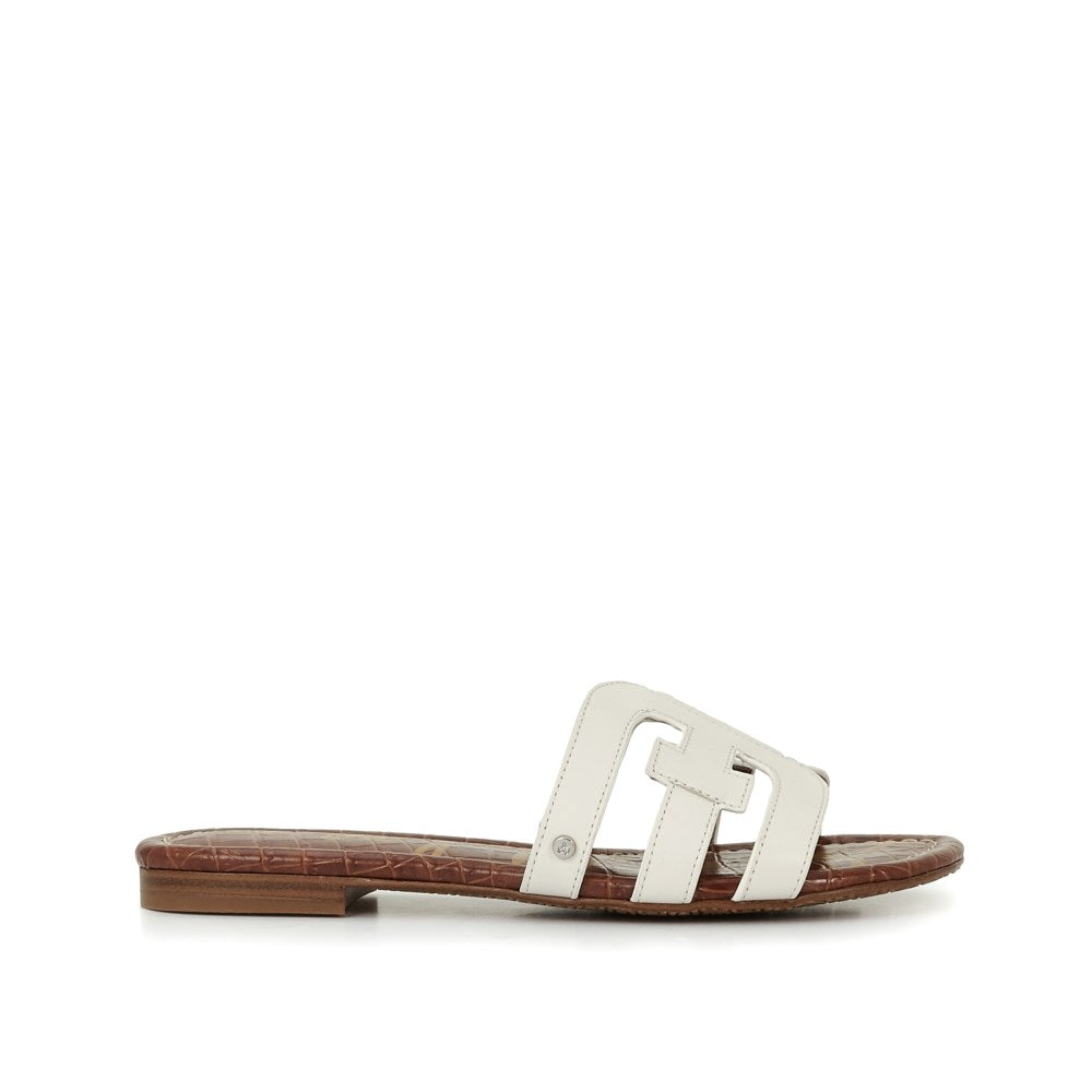 Sam Edelman Bay Sandals - Bright White