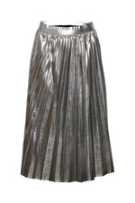 Soaked In Luxury Kaida Skirt - Silver