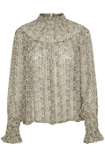 Part Two Franny Blouse - Grey